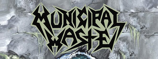 municipal waste slide - Municipal Waste - Slime and Punishment (Album Review)