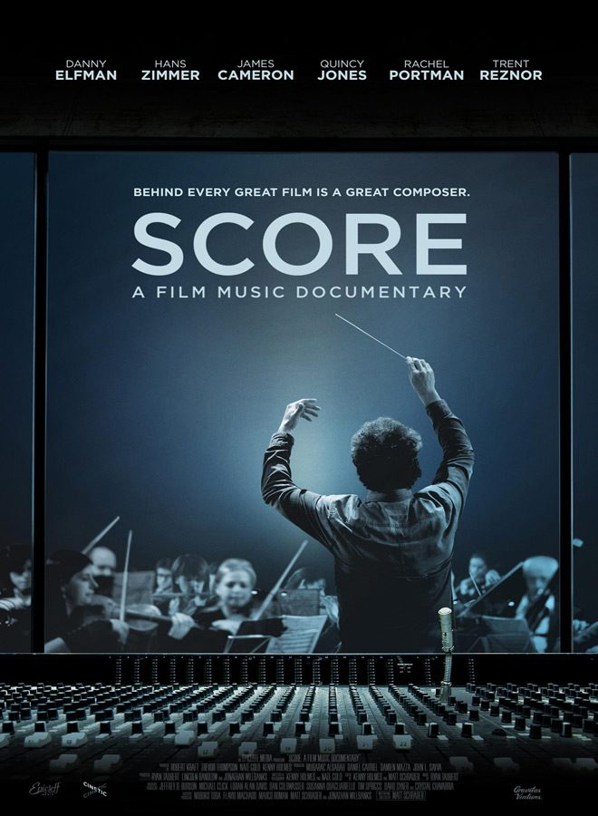 score poster - Score: A Film Music Documentary (Movie Review)