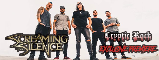 "scream for silence premiere - Screaming for Silence ""House of Glass"" Lyric Video Premiere"