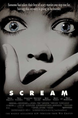 scream poster - Interview - Marco Beltrami