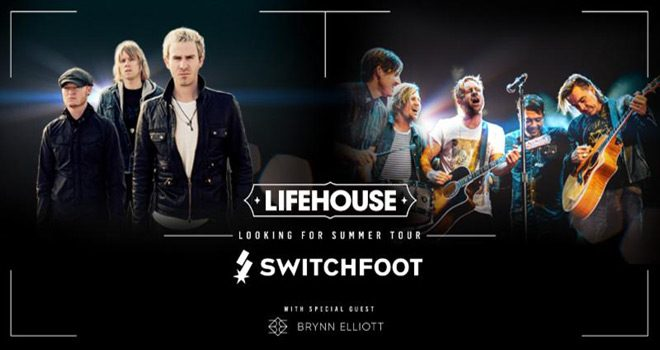 switchfoot lifehouse tour 2017 - Interview - Jason Wade & Bryce Soderberg of Lifehouse