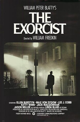 the exorcist poster - Interview - Jason Bieler of Saigon Kick