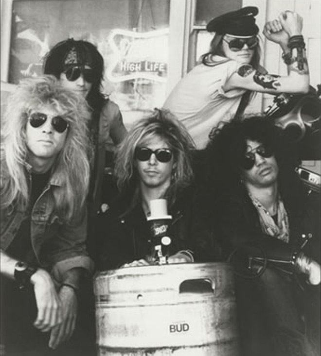 GUNS N promo - Guns N' Roses - An Appetite For Destruction 30 Years Later