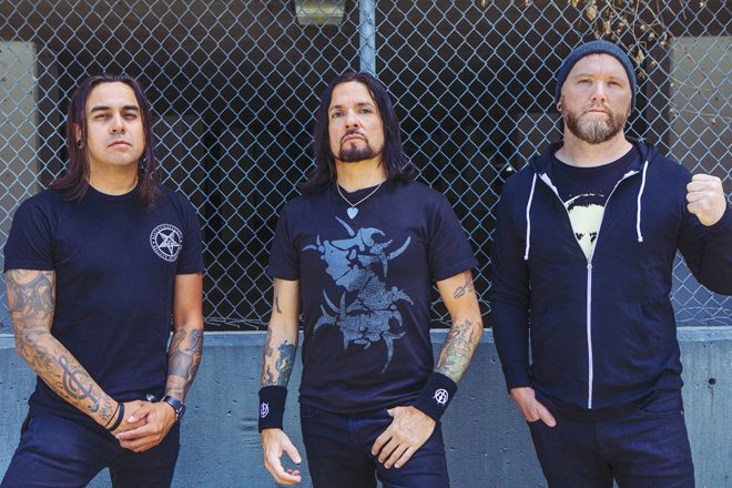 PRONG BAND 1 - Interview - Tommy Victor of Prong