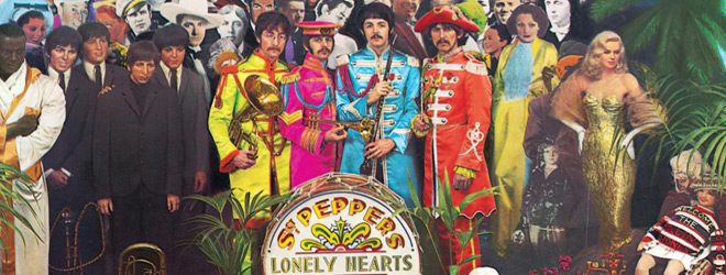 SgtPepper slide - The Beatles - Sgt. Pepper's Lonely Hearts Club Band At 50