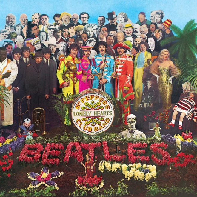 SgtPepper - The Beatles - Sgt. Pepper's Lonely Hearts Club Band At 50