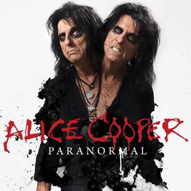 alice album - Alice Cooper - Paranormal (Album Review)