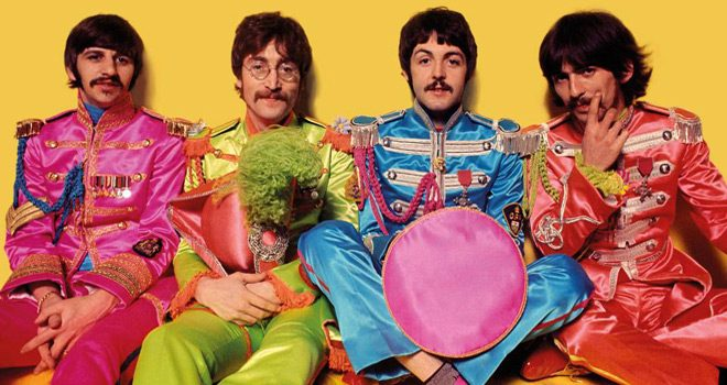 beatles - The Beatles - Sgt. Pepper's Lonely Hearts Club Band At 50