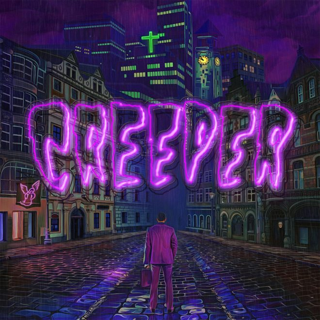 creeper album cover - Developing Artist Showcase - Creeper