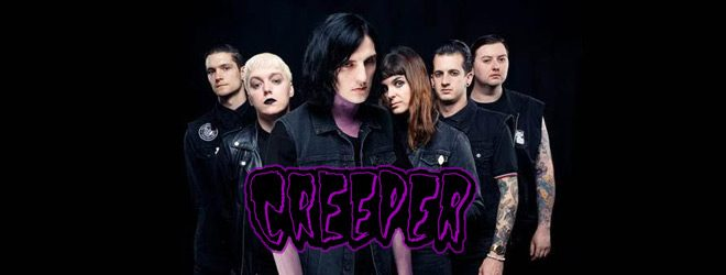 creeper slide - Developing Artist Showcase - Creeper