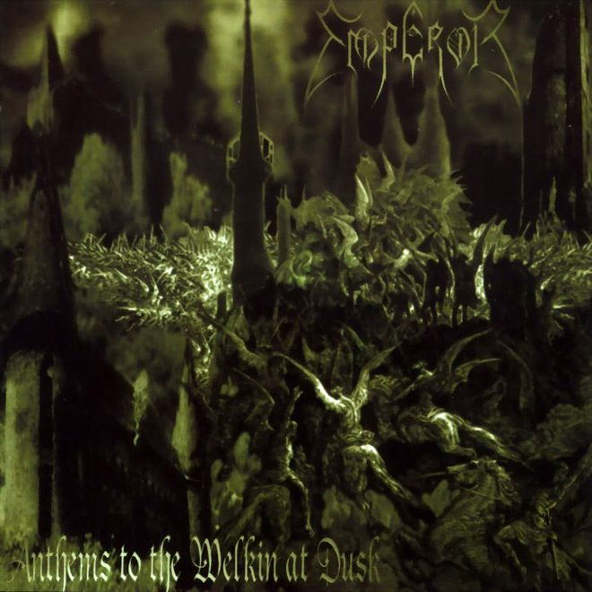 emperor new - Emperor - Anthems To The Welkin At Dusk Turns 20