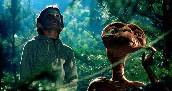 et 6 - E.T. the Extra-Terrestrial - Phoning Home 35 Years Later