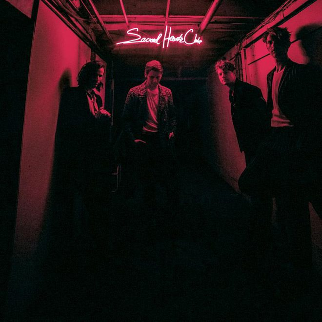 foster album cover - Foster the People - Sacred Hearts Club (Album Review)