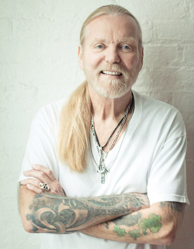 greg new tribute - Gregg Allman - Remembering A Rock-n-Roll Icon