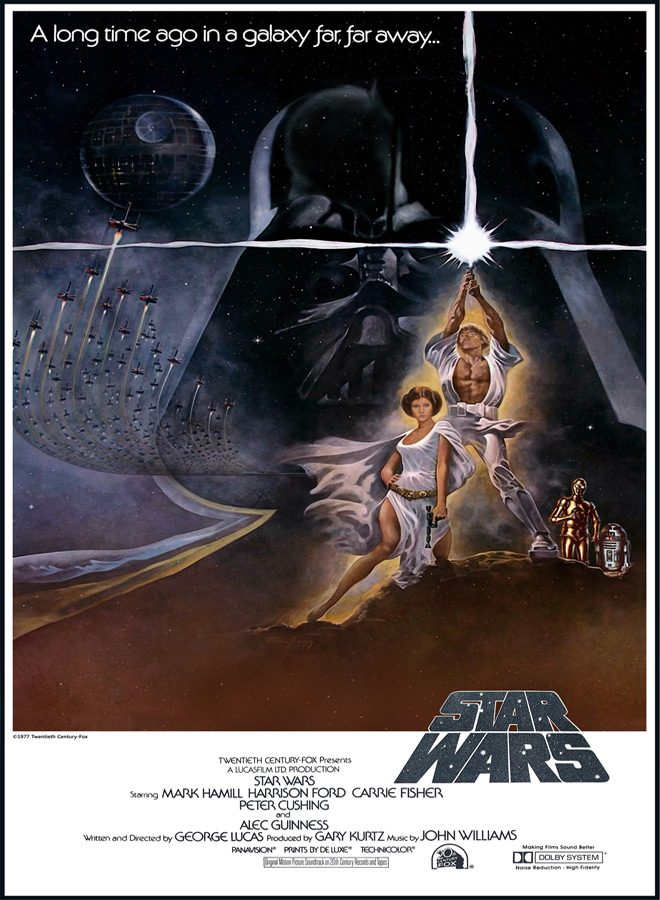 star poster - Star Wars - The Cultural Phenomena 40 Years Later