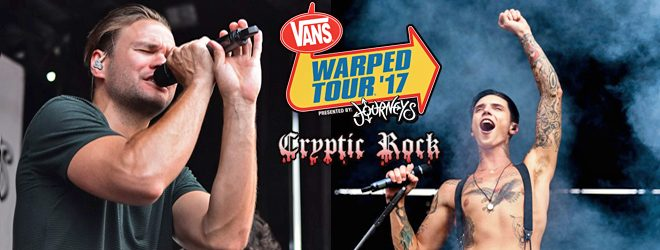warped tour 2017 slide - Vans Warped Tour Excites Holmdel, NJ 7-15-17