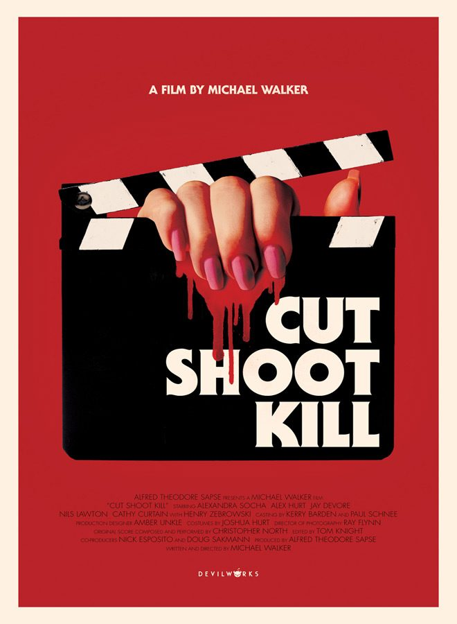 Cut Shoot Kill Poster - Cut Shoot Kill (Movie Review)