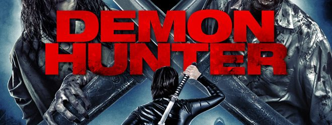 Demon Hunter Key Art - Demon Hunter (Movie Review)