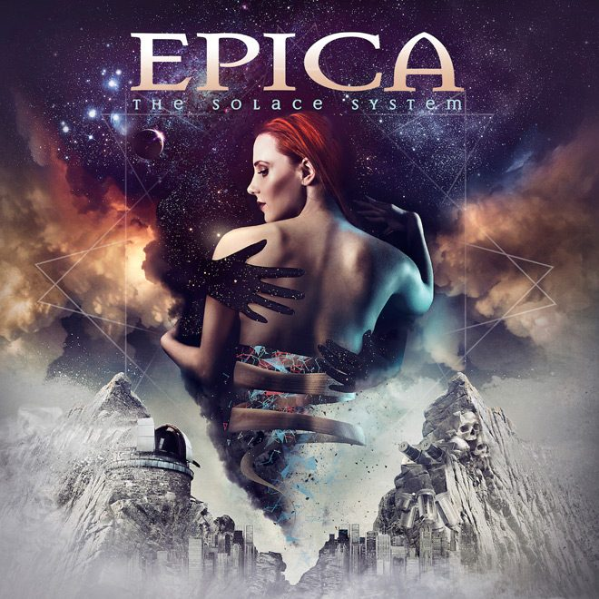 Epica   The Solace System 4000px 2 - Epica - The Solace System (EP Review)