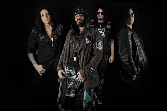 KV Promo photo 2017 - Kickin Valentina - Imaginary Creatures (Album Review)