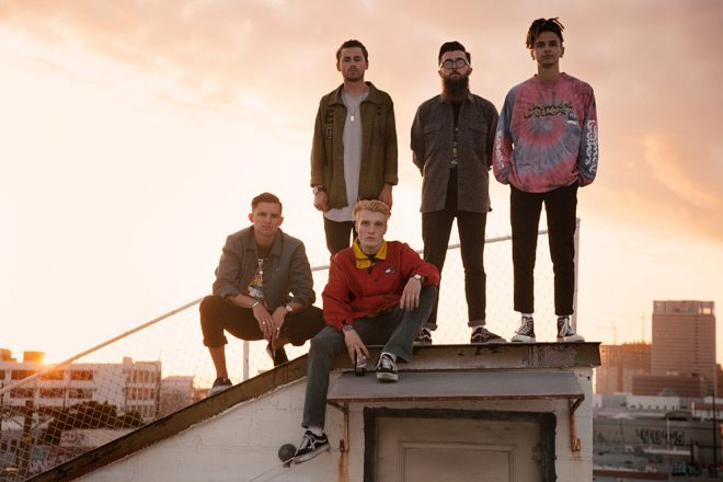 Neck Deep Promo Photo - Neck Deep - The Peace and The Panic (Album Review)