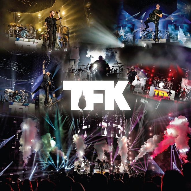 TFK Live Montage - Interview - Trevor McNevan of Thousand Foot Krutch Talks Untraveled Roads