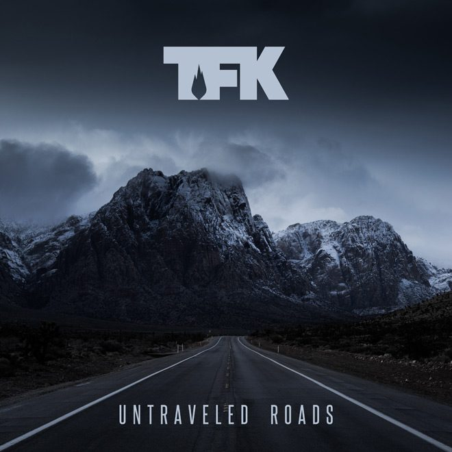 TFK Untraveled Roads cover art - Interview - Trevor McNevan of Thousand Foot Krutch Talks Untraveled Roads