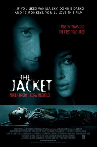 The Jacket movie poster - Interview - Marshal Dutton of Hinder