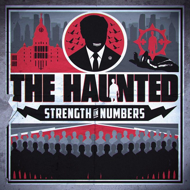 The Haunted   Strength In Numbers - The Haunted - Strength in Numbers (Album Review)