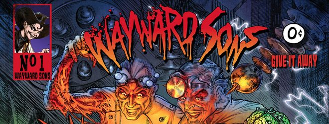 WAYWARD SONs slide - Wayward Sons - Ghosts of Yet to Come (Album Review)