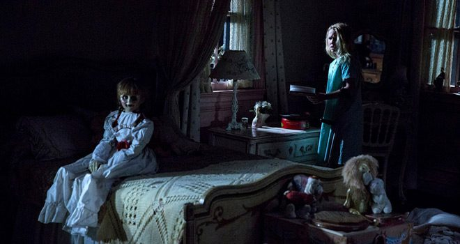 annabelle 2 - Annabelle: Creation (Movie Review)