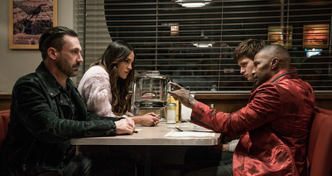 baby 3 - Baby Driver (Movie Review)