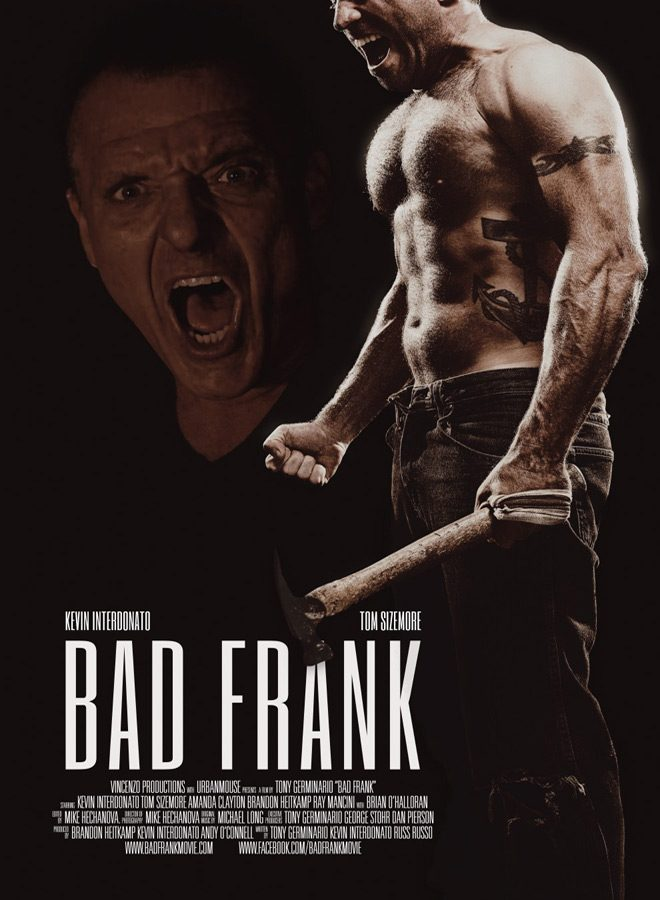 bad poster - Bad Frank (Movie Review)