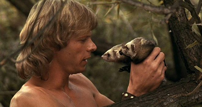 beast 1 - The Beastmaster - An Epic Adventure 35 Years Later