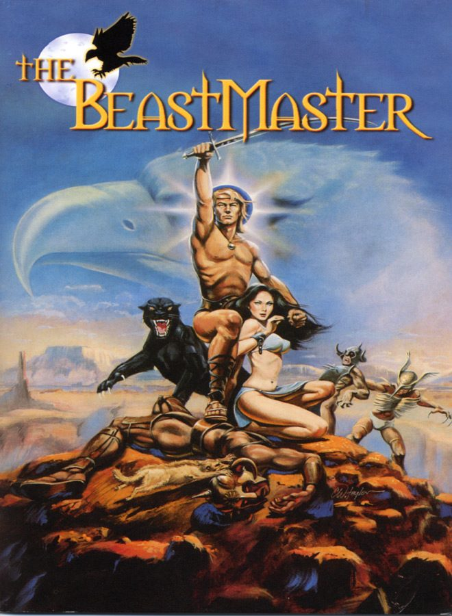 beast poster - The Beastmaster - An Epic Adventure 35 Years Later