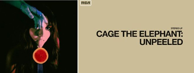 cage slide - Cage the Elephant - Unpeeled (Album Review)