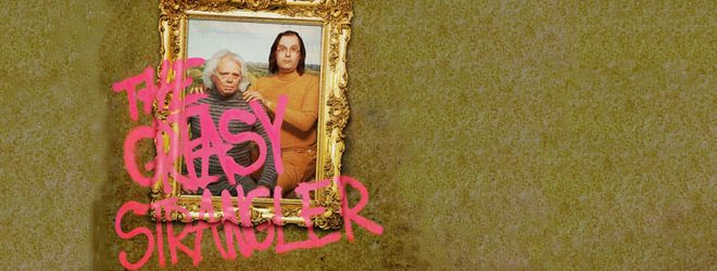 greasey slide - The Greasy Strangler (Movie Review)