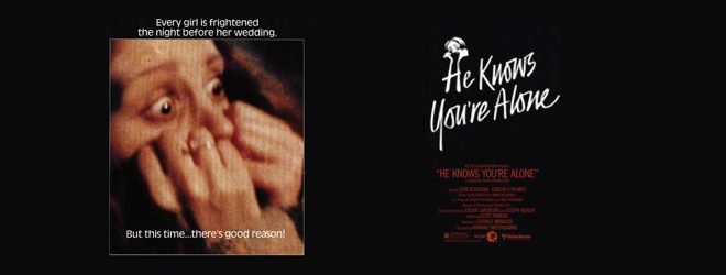 he slide - This Week in Horror Movie History - He Knows You're Alone (1980)