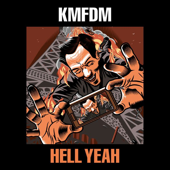 hell yeah promo - KMFDM - Hell Yeah (Album Review)