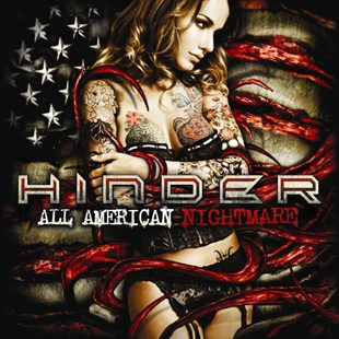 hinder all - Interview - Marshal Dutton of Hinder