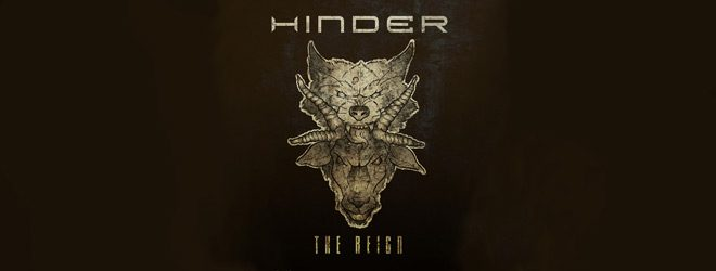 hinder slide - Hinder - The Reign (Album Review)