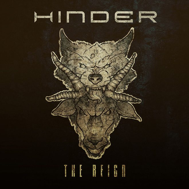 hinder the reign - Hinder - The Reign (Album Review)