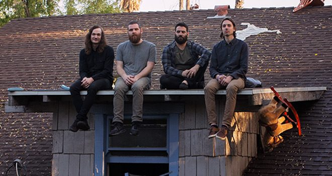 manchester promo - Manchester Orchestra - A Black Mile to the Surface (Album Review)