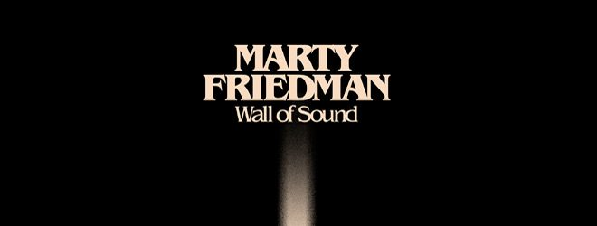 marty slide - Marty Friedman - Wall Of Sound (Album Review)