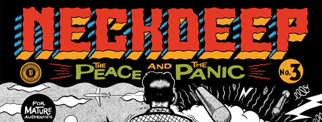 neck deep slie - Neck Deep - The Peace and The Panic (Album Review)