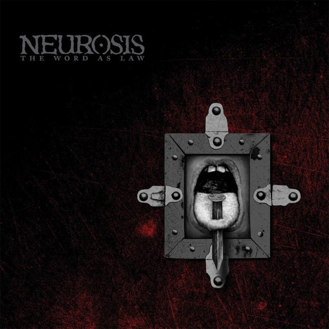 neurosis album cover - Neurosis - The Word As Law (Album Review)
