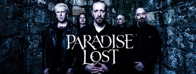 paradise lost 2017 promo - Interview - Gregor Mackintosh of Paradise Lost
