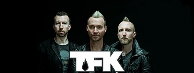 tfk 2016 - Interview - Trevor McNevan of Thousand Foot Krutch