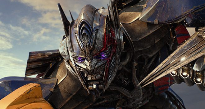 trans 2 - Transformers: The Last Knight (Movie Review)