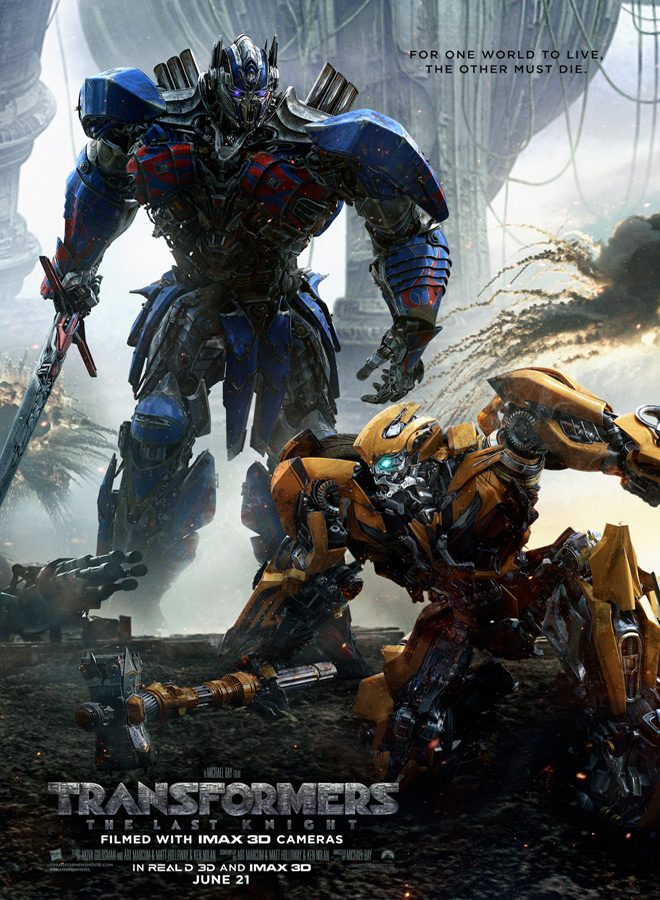 trans poster - Transformers: The Last Knight (Movie Review)